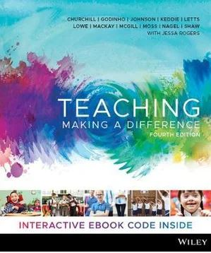 Teaching Making a Difference 4th ed