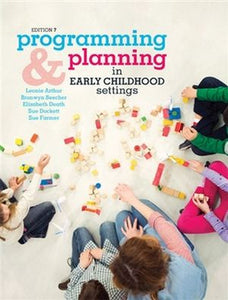 Programming and Planning in Early Childhood Settings 7ed