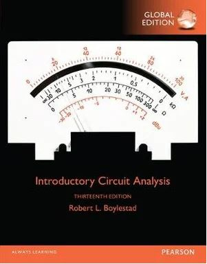 Introductory Circuit Analysis 12th ed