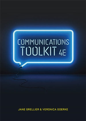 Communications Toolkit 4ed