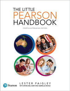 The Little Pearson Handbook 4th edition