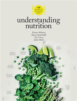 Understanding Nutrition 3ed with 12 Months Online Student Resource Access