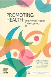 Promoting Health 7th Edition