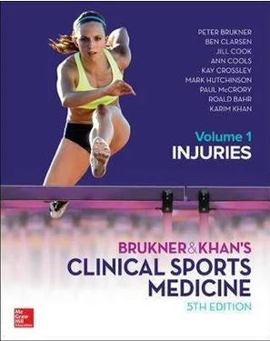 Revised Clinical Sports Medicine: Volume 1 Injuries