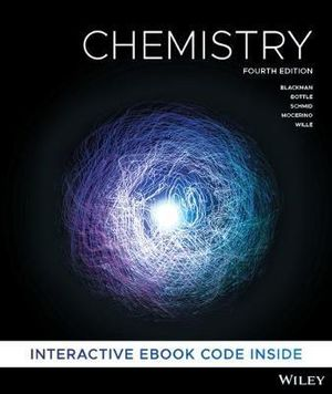 Chemistry 4th Edition includes access code