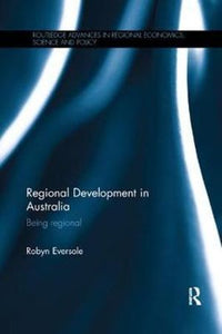 Regional Development in Australia