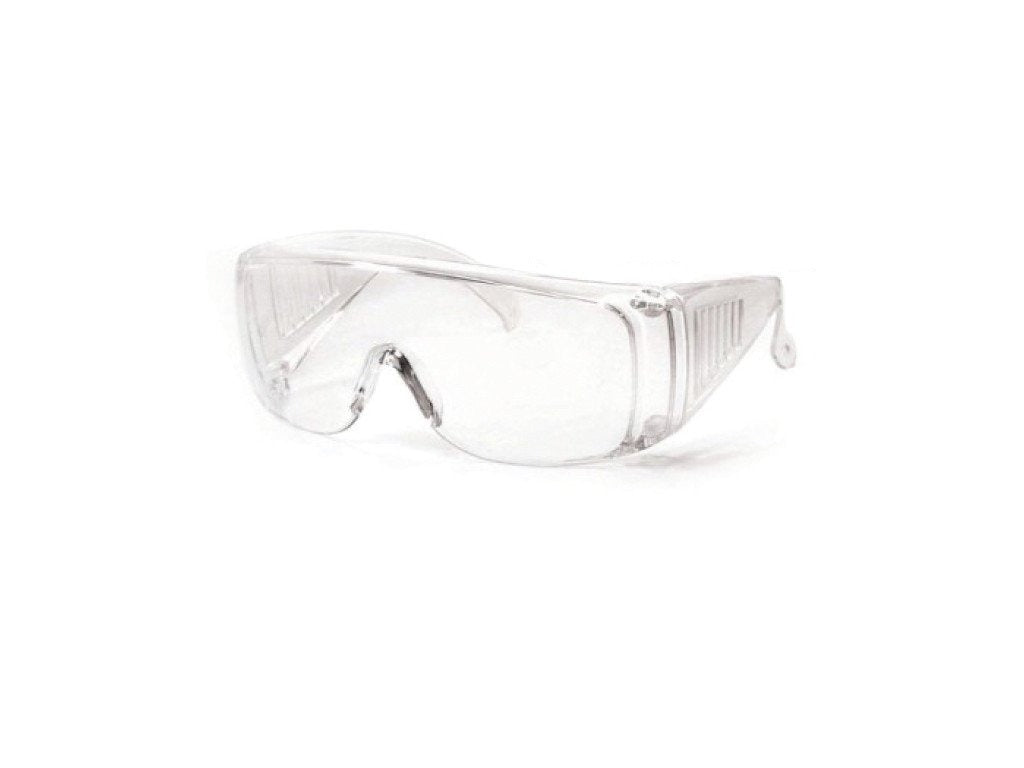 Research safety glasses
