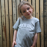 FedUni kids/toddlers tees