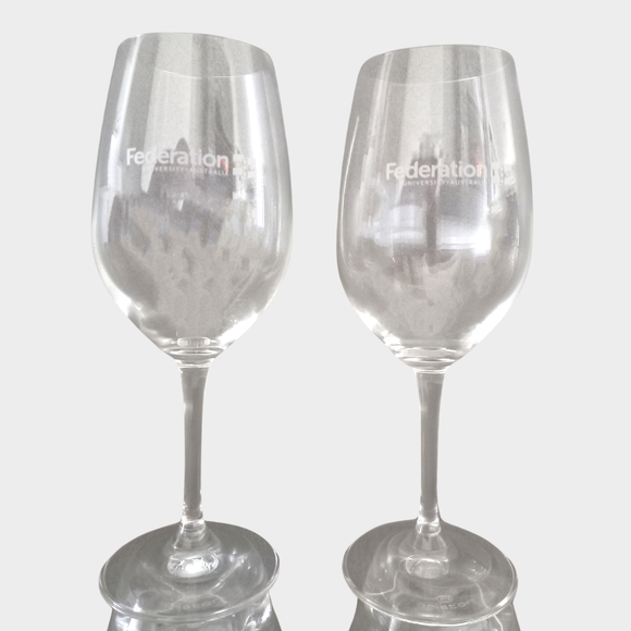 White Wine Glasses set of 2