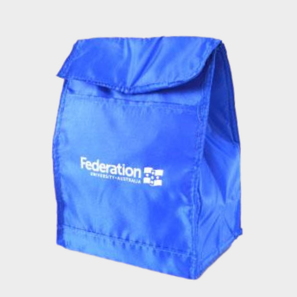Federation University insulated lunch bag