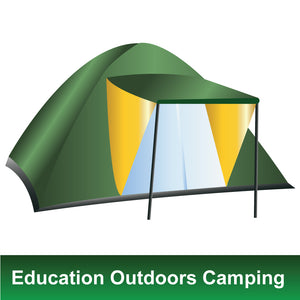 Education Outdoors Conference 2019 camping