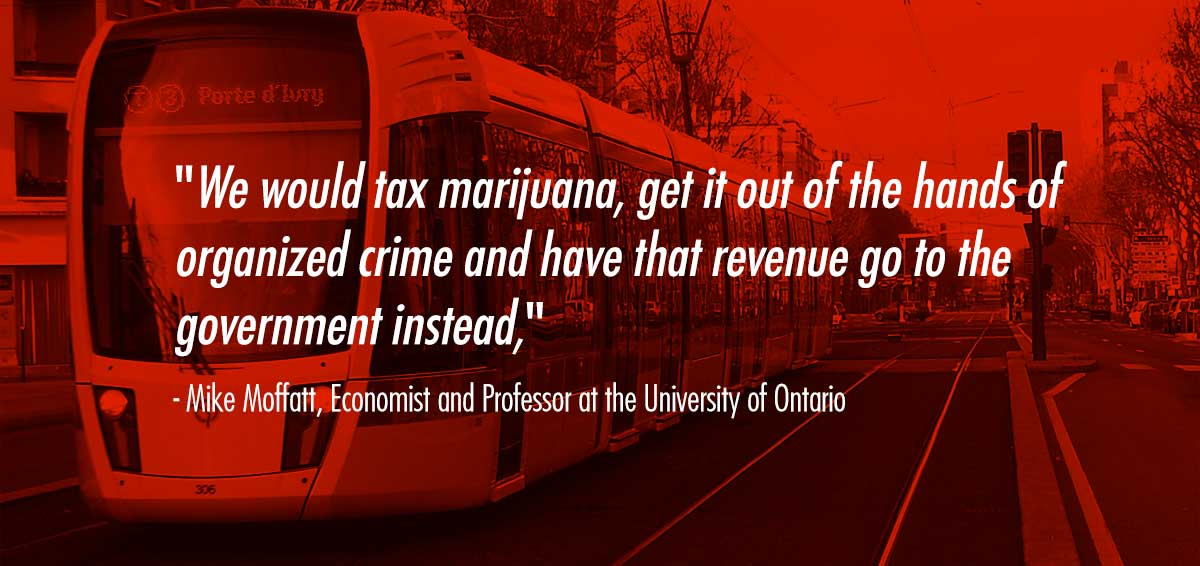 Canada's Trudeau On Cannabis Tax