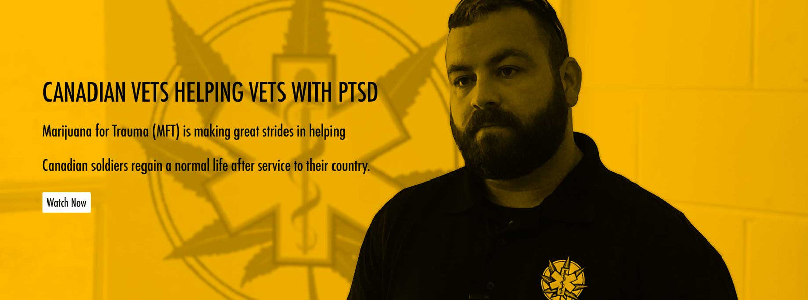 Vets Treating PTSD With Marijuana