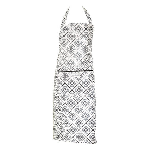 Apron - Isolde dark grey