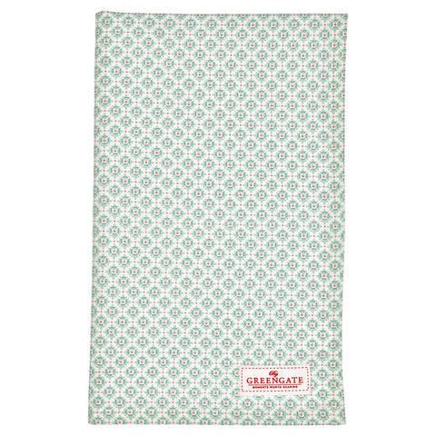 Tea towel - Jill mint