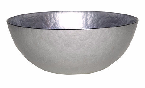 Glass bowl - Pearl D25cm