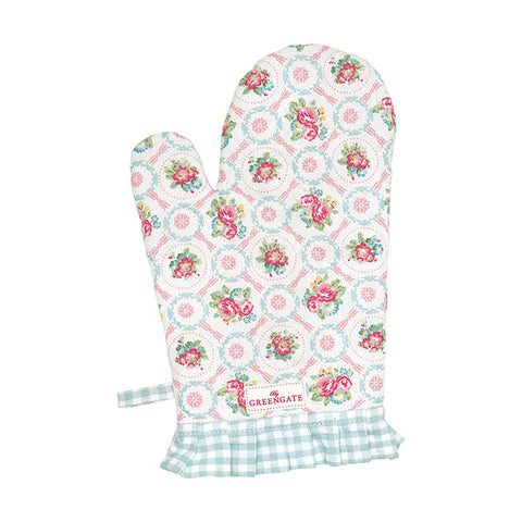 Grill glove - Smilla white