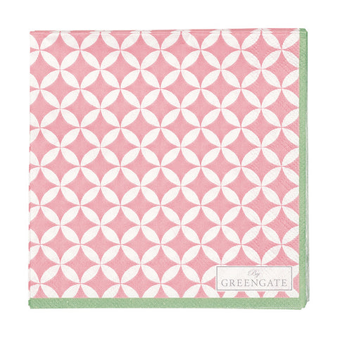Paper napkin (small) - Mai peach 20 pcs