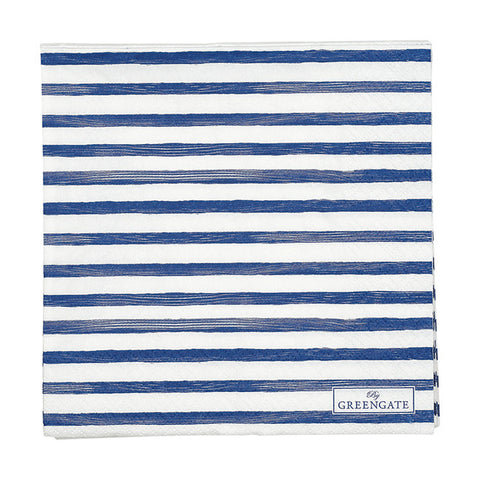 Paper napkin (large) - Sally Indigo 20 pcs