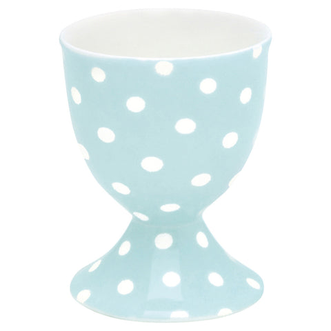 Egg cup - Spot pale blue