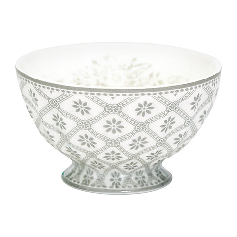 French bowl - Bianca warm grey