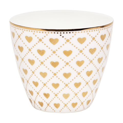 Latte cup - Haven gold
