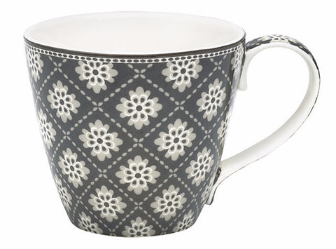 Mug - Oona dark grey