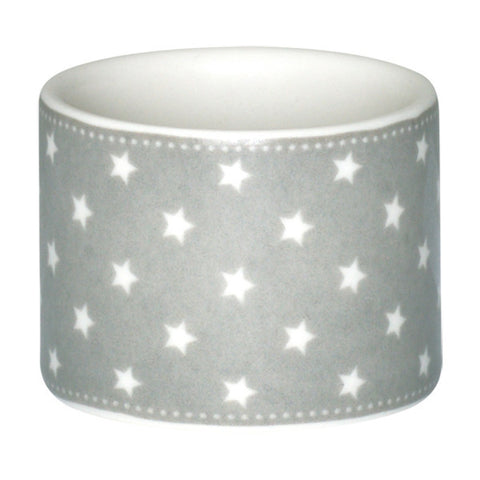 Napkin ring Star warm grey