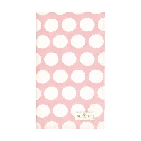 Tea towel - Aura peach