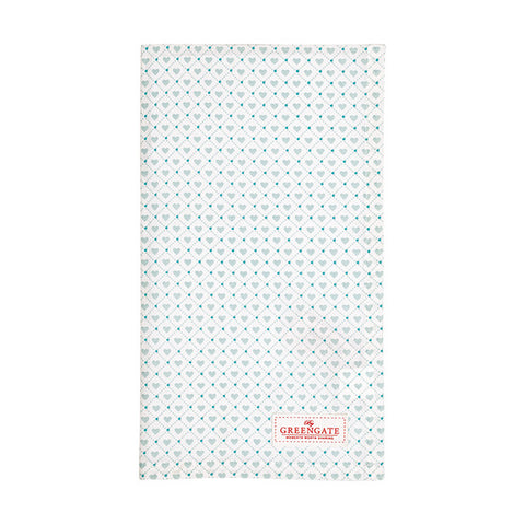 Tea towel - Haven mint