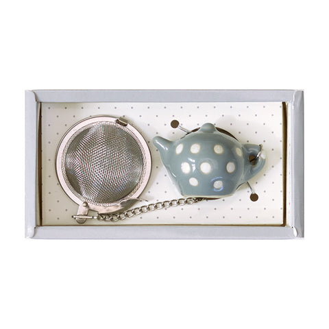 Tea infuser - Vilma grey