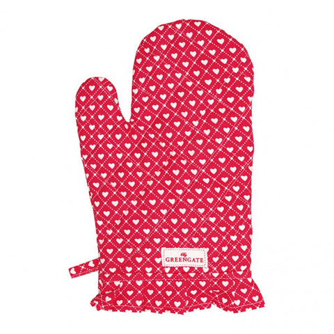 Grill glove - Haven red