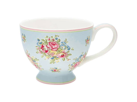 Teacup Franka pale blue