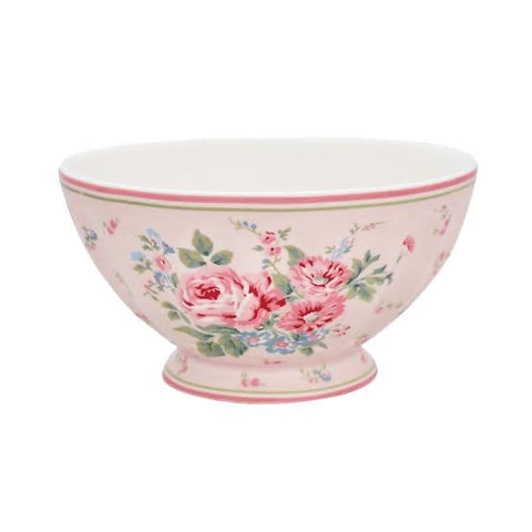French bowl - Marley pale pink XL