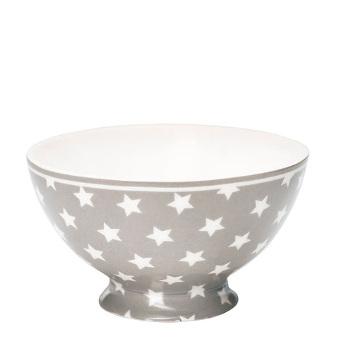 Soup Bowl - Star warm grey