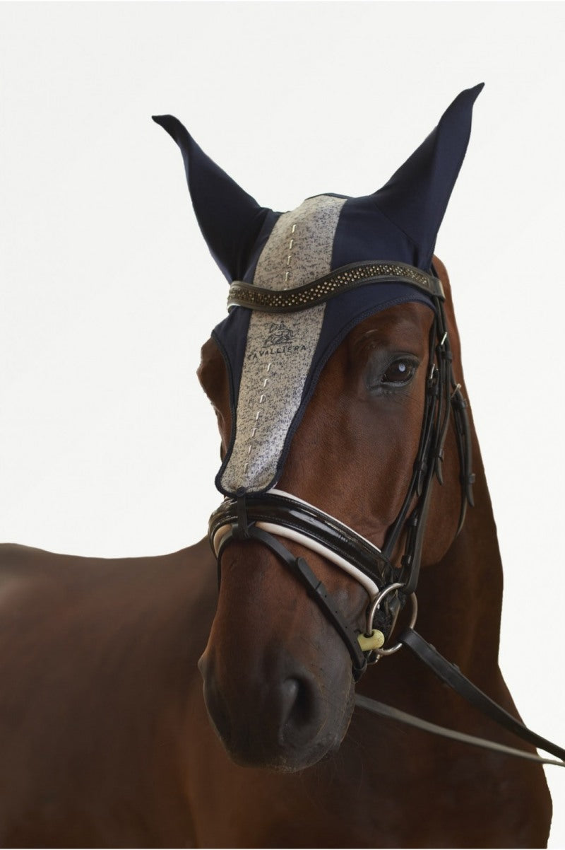 Cavalliera Ear Bonnet Long