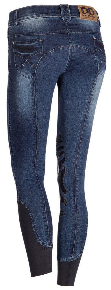 Harry's Horse Dirty Denim Breeches
