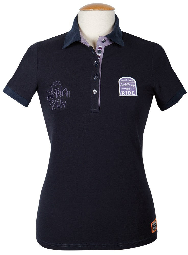 Harry's Horse Polo Shirt Leyton