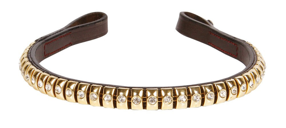 Browband Diamond Bar