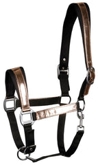 Headcollar Metallic