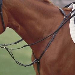 Breastplate and Martingale Attachment