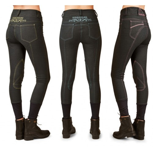 Equileisure Denim Breeches