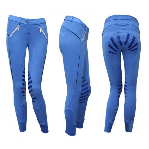 Equileisure Silicone Breeches Stripes
