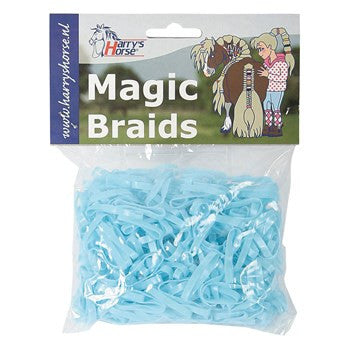 Magic Braids Plaiting Elastics