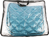 Bag for Saddle Pad - Transparent