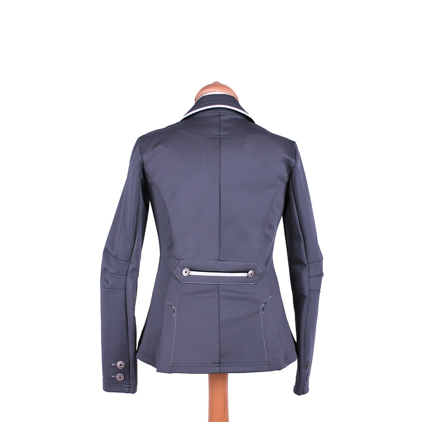 QHP Coco Show Jacket Steel Grey