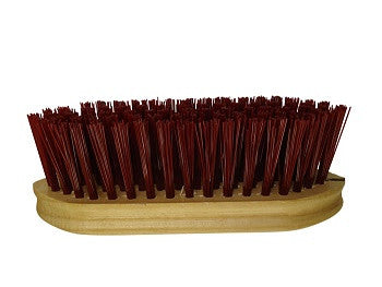 Wooden Dandy Brush
