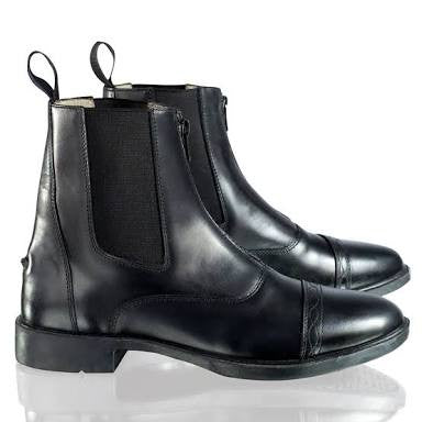 Zip up Paddock Boot