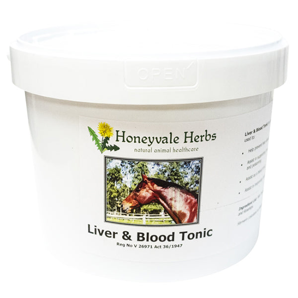 Honeyvale Liver & Blood Tonic