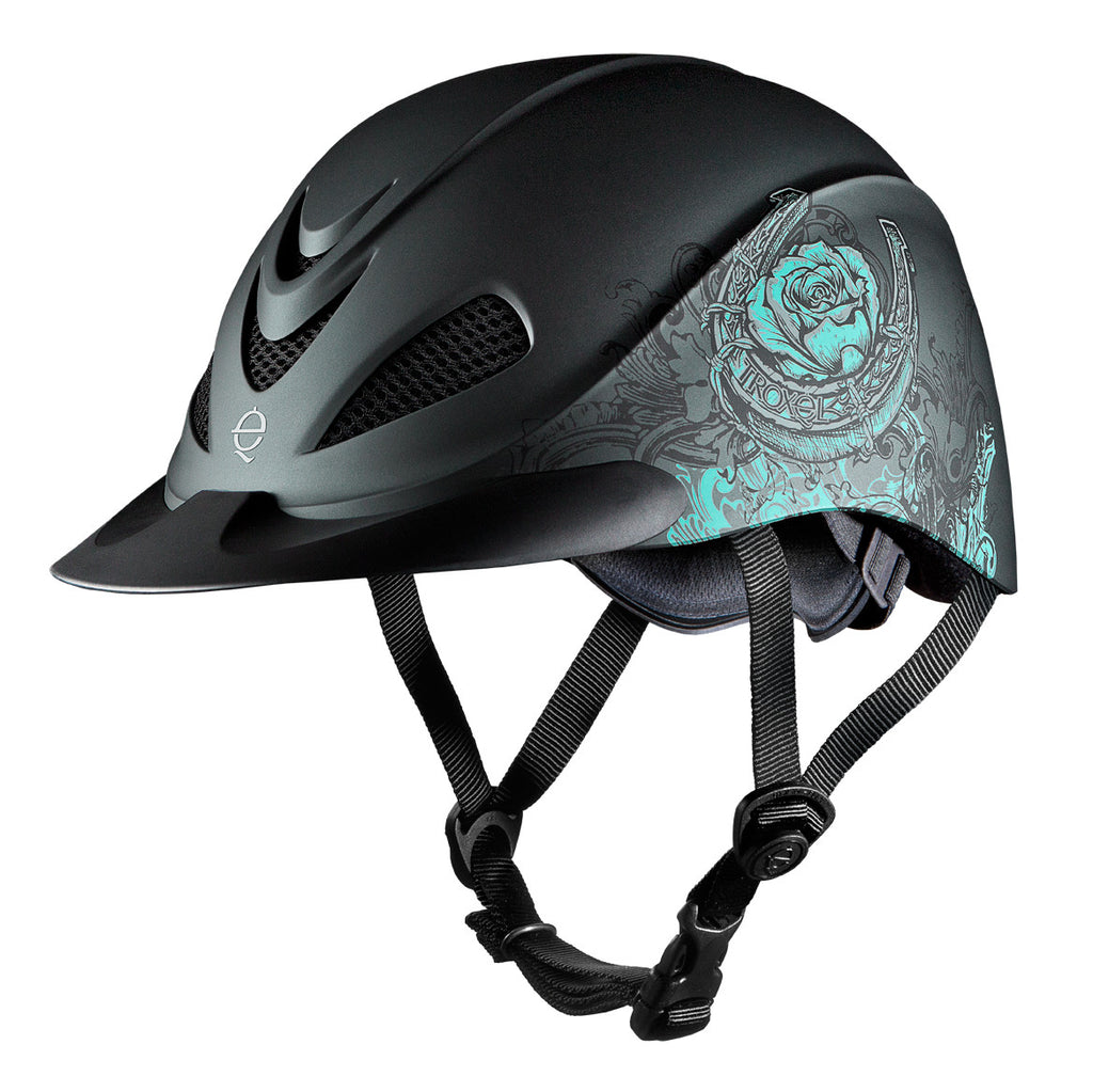 Troxel Rebel Rose Helmet